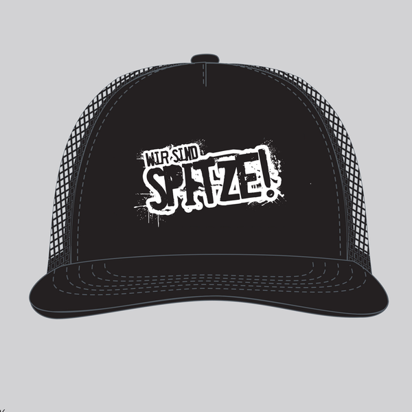 Original Trucker Cap (Zwart/wit)